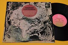 HENRY LIGETI..PANORAMA ELECTRONIQUE LP 1°ST ORIG EX AVANT GARDE  CONTEMPORARY