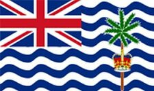 British Indian Ocean Territory Flag 3x5 ft BIOT Diego Garcia Chagos Islands UK