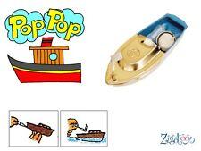 Bateau pop pop jouet Rétro Tôle , Vintage metal pop-pop boat, Dampfboot