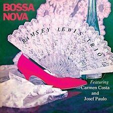 CD de musique album Bossa Nova pour Jazz