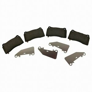 Disc Brake Pad Set-Shelby GT500 Front MOTORCRAFT fits 12-13 Ford Mustang