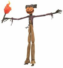 Nightmare Before Christmas Action Figures Select Pumpkin King