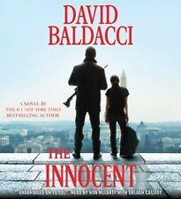 The Innocent by David Baldacci  (Abridged CD)  NEW