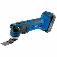 Draper D20 20V Oscillating Multi Tool with 2Ah Battery and Charger 00595