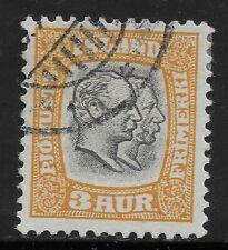 Iceland Scott #O31, Single 1907-08 FVF Used