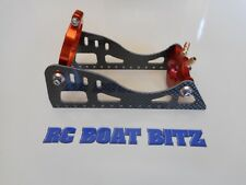 RC boat carbon fibre motor mount suit any size 40mm motor 523B61-L