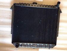 jeep cherokee 2.5 diesel/petrol radiator  fits 89-02 cars