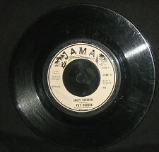 Duo of Jama UK singles: Pat Rhoden, Tito Simon GOOD, VERY GOOD+