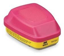 3M 60923 P100 60 EA/Case Organic Vapor/Acid Gas Filter Cartridge Replacement for 7800 Series/6000 Series/FF-400 Respirators