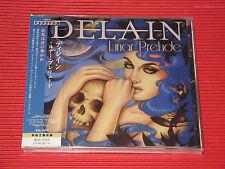 2016 DELAIN Lunar Prelude  JAPAN 8 tracks CD