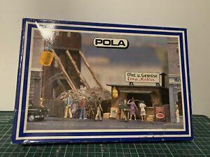 POLA 175 RUINE Ho Train  Diorama (2)