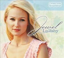 NEW Jewel - Lullaby CD Somewhere Over The Rainbow Twinkle Little Star Gloria