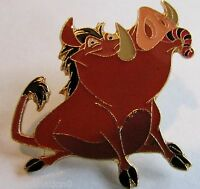 Disney DS The Lion King Pin Collection Pumbaa Pin