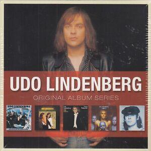 Udo Lindenberg / Alles klar auf … Ball Pompös, Votan Wahnwitz u.a. (5 CDs,OVP)