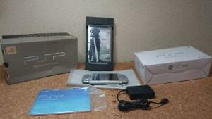 Sony PSP Crisis Core Final Fantasy VII 10th Limited Box Used console + soft