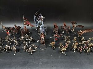 Warhammer Age of Sigmar Soulblight gravelords army made to order pro painted