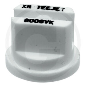 TeeJet Flat Fan 80 Nozzles - Stainless Steel and Ceramic AF80 Nozzles