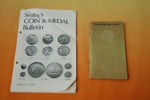 1975 Seaby's Coin & Medals Bulletin & Pocket Money Guide