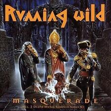 Running Wild - Masquerade - Expanded Edition (NEW CD)