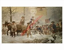 "Art Limited Edition ""Nathanael Greene Army"" Rev War Highly Collectible"