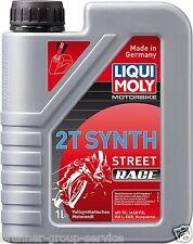 LIQUI Moly Racing Synth 2t 1 Liter 1505