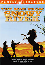 The Man From Snowy River (DVD,1982)