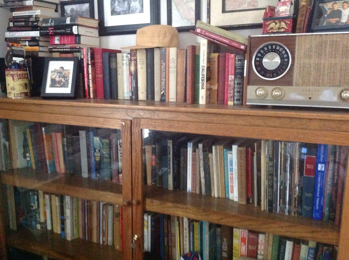 PJS VINTAGE LIBRARY