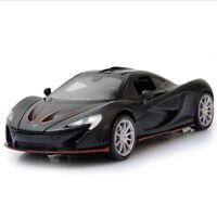 1/32 McLaren P1 Die Cast Modellauto Auto Spielzeug Model Sammlung Kinder Schwarz