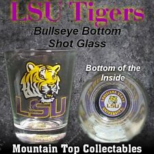 New Lsu Tigers Louisiana State University Bullseye Shot Glass 2019 Sec Champions