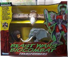 TRANSFORMERS: BEAST WARS BIOCOMBAT: MAGNABOSS, Kenner, 1997