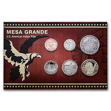 2013 Mesa Grande Tribe Coin Set - SKU #96771
