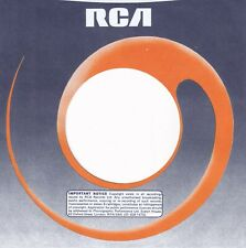 RCA Company Reproduction Record Sleeves - (pack of 10 ]  MID 1975 TO 1977