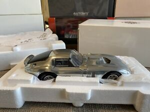 1/18 Exoto Cobra Daytona Hand Polish Aluminum Finish Model #18007