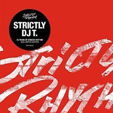 STRICTLY DJ T.:25 YEARS OF STRICTLY RHYTHM 4 CD NEU