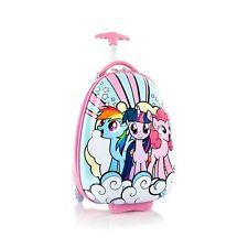 Heys My Little Pony Kids Carry-On Luggage: Pinkie Pie Twilight Rainbow Dash MLP