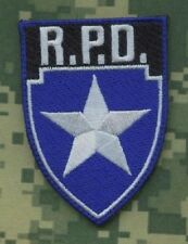 RESIDENT EVIL ZOMBIE OUTBREAK RACCOON CITY POLICE DEPARTMENT RPD νeΙ©®⚙💀 PATCH