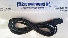 TEN 6FT 9 Pin Replacement cable wire to repair Sega Master system controller