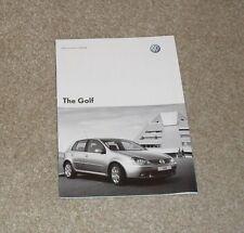 Volkswagen VW Golf Mk5 Price Guide 2008 1.4 1.6 Match GT GTI Edition 30 2.0 TDI