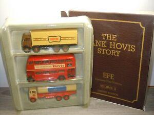 Bus & Trucks - EFE Set The Rank Hovis Story in Box *51349