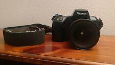 Tokina AF 20-35mm f/3.5-4.5 Lens with N70 camera body