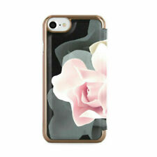 Ted Baker 41779 Mirror Case for iPhone 7 - Black
