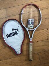 NEW Puma Boris Becker Winner Raquet Collector Racket