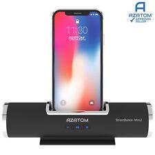 Altavoz iPhone Estación De Acoplamiento Cargador portátil Ipod Dock Azatom Streetdance 2