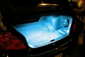 FGX FG BF BA AU EL EF ICY Blue LED Boot Trunk Light Bulb Falcon Ford