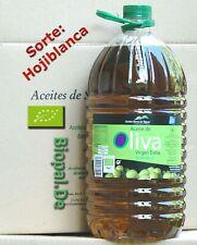 Kaltgepresst BIO Extra natives Olivenöl  5 Liter Spanien Erste Preise von Biopal