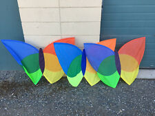 MSN Butterfly Nylon Kites ~ 34 inches by 24 inches - used
