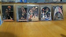Five Reggie Miller Basketball Cards, 90-91 to 99-00, All Rare or Unique Finds