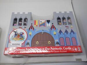 The Fantastic Castle  Playset Children Toys Janod  New  EZ1240