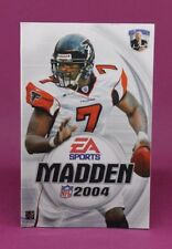 INSTRUCTION BOOKLET/MANUAL ONLY FOR MADDEN 2004 PS2 (NO GAME) 😱 OZ SELLER