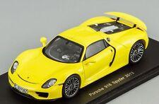 Porsche 918 Spyder 2013 Spark 1:43 S4198